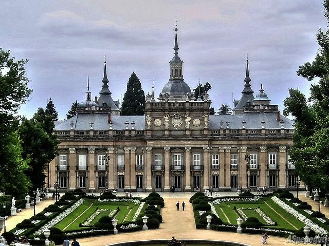 Palacio de La Granja. Segovia.