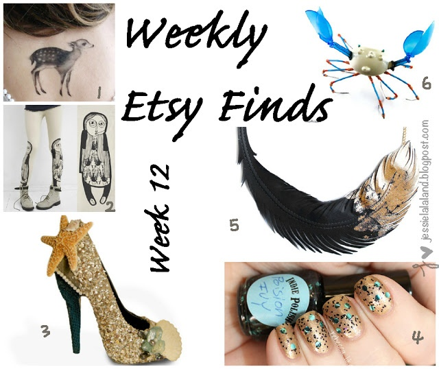 Etsy Finds Of The Week#6