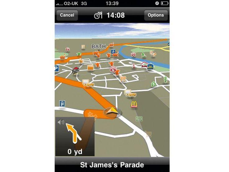 Navigon MobileNavigator Europe (iPhone) review   GPS navigation on your iPhone – it's finally here! Reviews   TechRadar