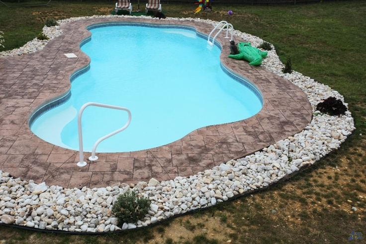Pin by backyard masters on swimming pools pinterest for Pool design long island