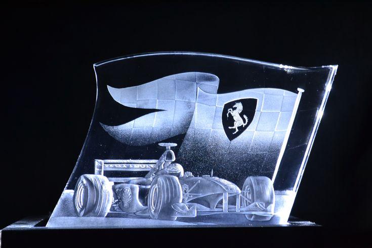 Schumacher Ferrari by G.Sullivan