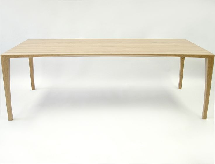 Great Dane dining table (also available with a white top, wooden legs, as seen at Redfern store)