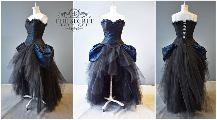 corset-gothic prom dress-edgy-alternative-gothic-steampunk-prom-cosplay prom-masquerade-the secret boutique-denver-high end-couture-sci-fi by thesecretboutique on Etsy https://www.etsy.com/listing/268121177/corset-gothic-prom-dress-edgy