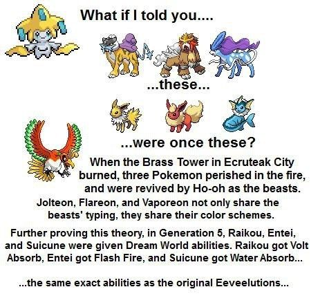 Is it sad I kinda noticed all of this (except the game ref.) a long time ago. Not hard to believe.