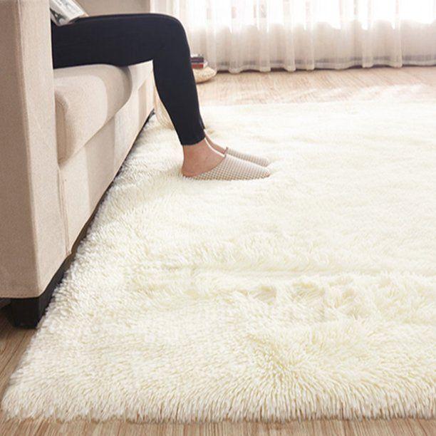 Home In 2020 Living Room Carpet Fluffy Rug Room Carpet