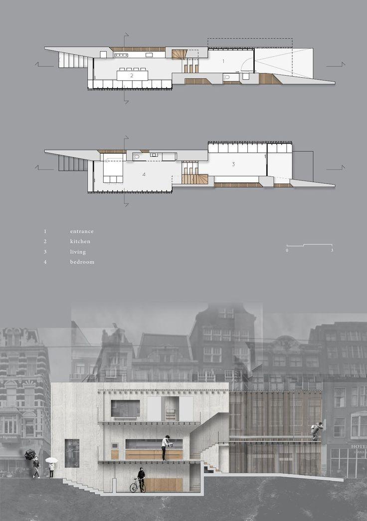 25+ best ideas about Architecture portfolio on Pinterest ...