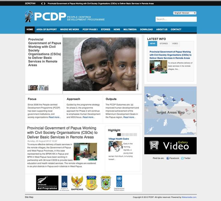 www.undp-pcdp.org - UNDP Indonesia