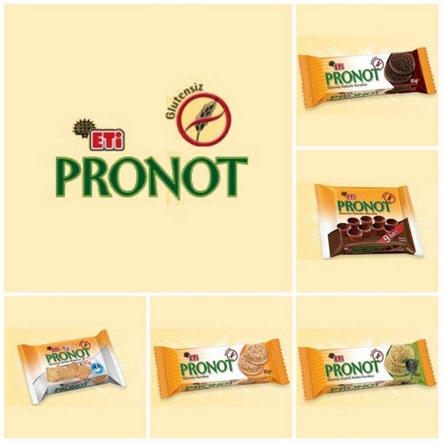 [Dipnot Ürün] Eti'nin sosyal sorumluluk bilinciyle oluşturduğu #Pronot, Çölyak hastaları için geliştirilen bir ürün. Bu ürünlerde buğday unu yerine pirinç unu kullanılmaktadır. Ürünün dağılmasını engellemek için de plastik iç ambalaj kullanan Eti, bu ürünüyle ön plana çıkmaktadır.