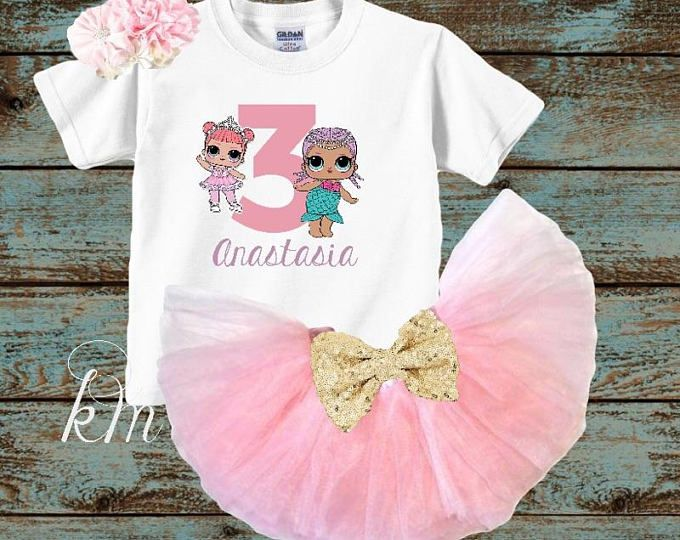2258d741 lol surprise birthday girl outfit, lol surprise doll shirt, girls birthday  tutu outfit, lol surprise birthday party, girls birthday shirt
