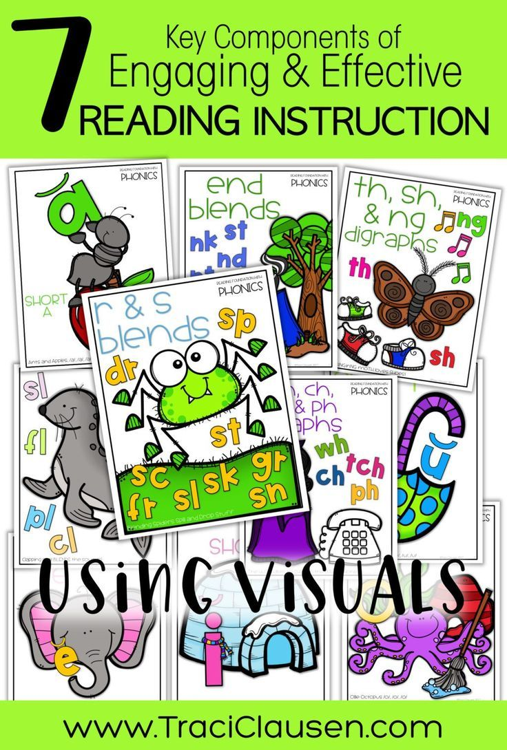 Effective Reading Phonics