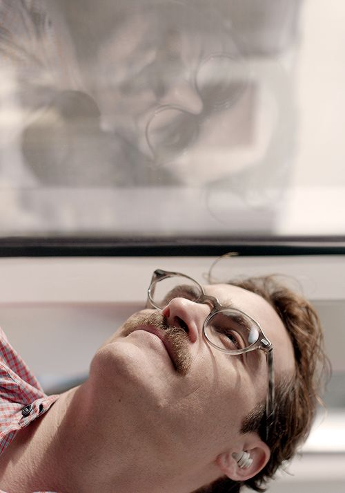 """""""The past is just a story we tell ourselves."""" Spike Jonze's 'Her' screenplay Theodore Twombl (Joaquin Phoenix) in Her (2013)."""