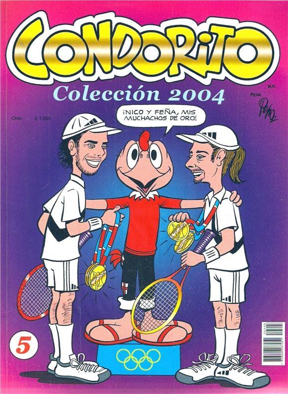 ¡Cómo pasa el tiempo! Hoy se cumplen 9 años desde que los tenistas Fernando González y Nicolás Massú alcanzaron la primera medalla de oro olímpica para Chile en los Juegos de Atenas 2004. ¡Gracias, Nico y Feña!