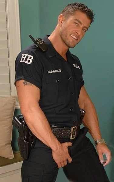 Cody cummings cop