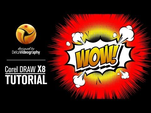 tutorial logotipo corel draw x5 crack