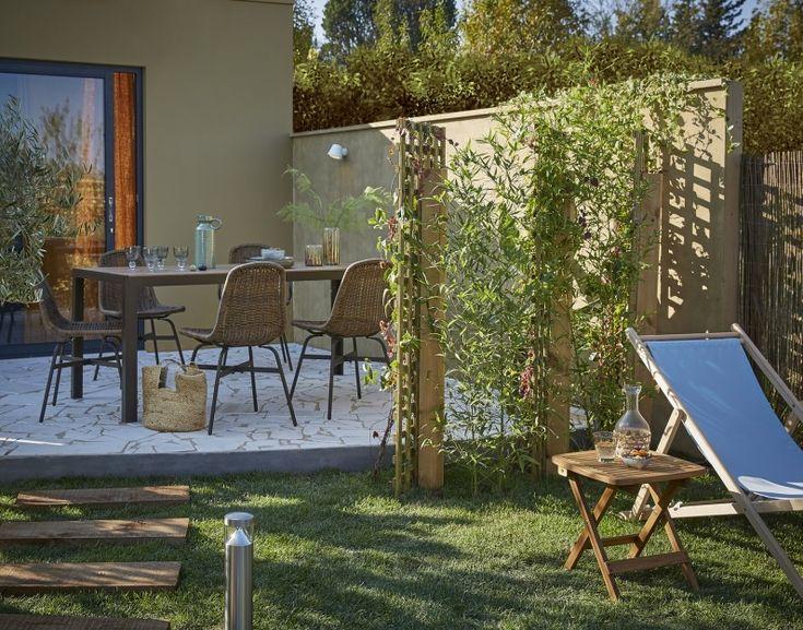 Marvelous La Terrasse Parfaite Pour Des Repas Sympas !