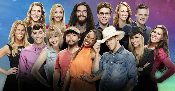 Big Brother 17 cast