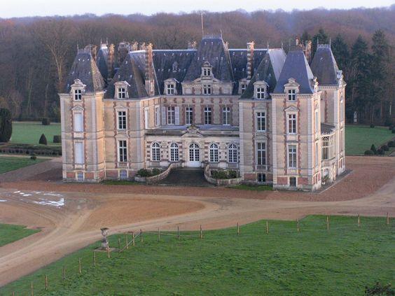 chateau de la pierre