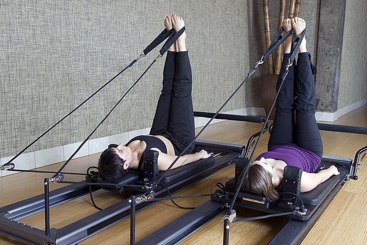 Beginner Pilates Reformer Workout: Beginner Pilates Reformer Workout