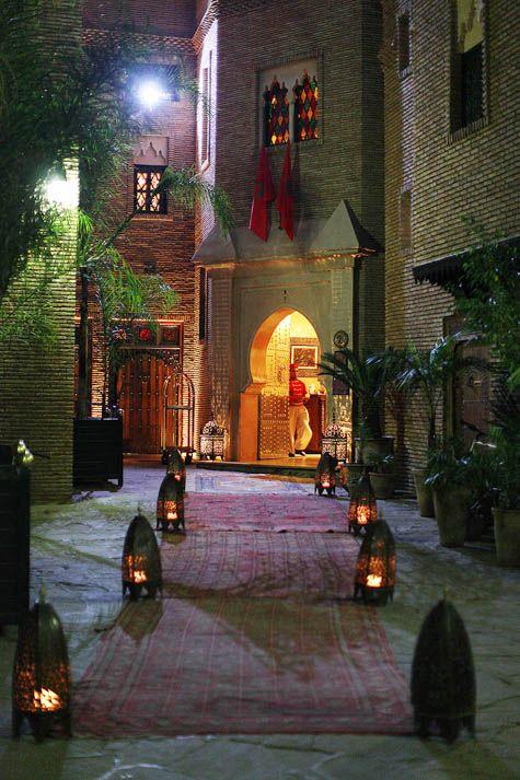 La Sultana Hotel   Marrakech, Morocco   Travel