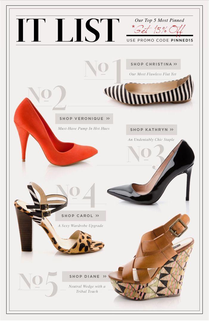 ShoeMint Email Design 타이포 조합 및 컬러