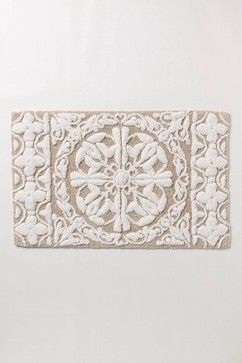 Isola Bella Bathmat - traditional - bath mats - other metro - Anthropologie