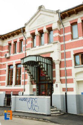 Palatul Poștei (1906-1908), Str. General Lahovary Iacob 6, Galați
