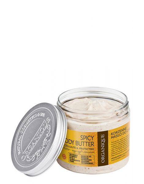 Organique - Antycellulitowe Masło do ciała o pięknym zapachu