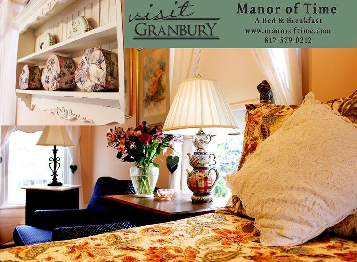 Bed And Breakfast Near Granbury Texas