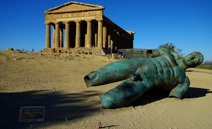 Sicilia Agrigento valle dei Templi | Area archeologica ad Agrigento - Valle dei Templi - Typical Sicily