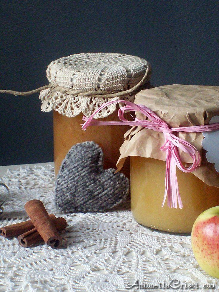 Marmellata di mele – Apple jam - MEMORIES AND RECIPES OF AN ITALIAN WOMAN IN SWEDEN