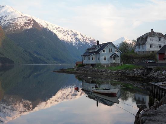 Fjaerland Fjordstue, Sognefjord, Norway