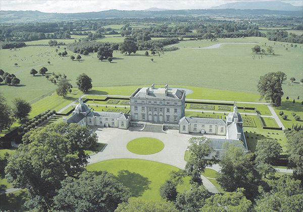 Castletown Cox, Carrick-on-Suir, Ireland by Quinlan and Francis Terry LLP Architects