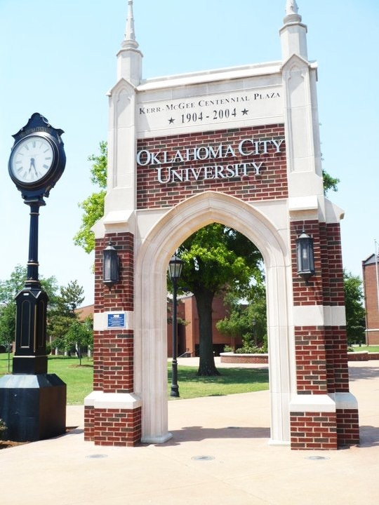 Welcome to OCU - my home!