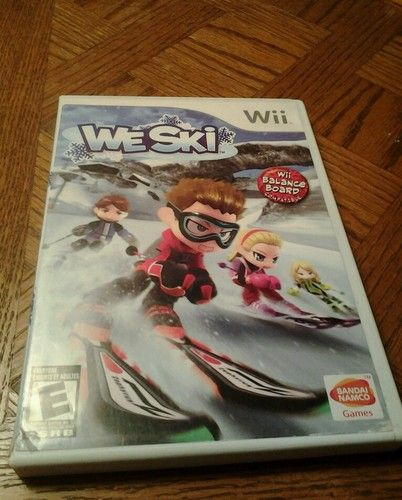 Wii Ski Game for the Wii, For Sale