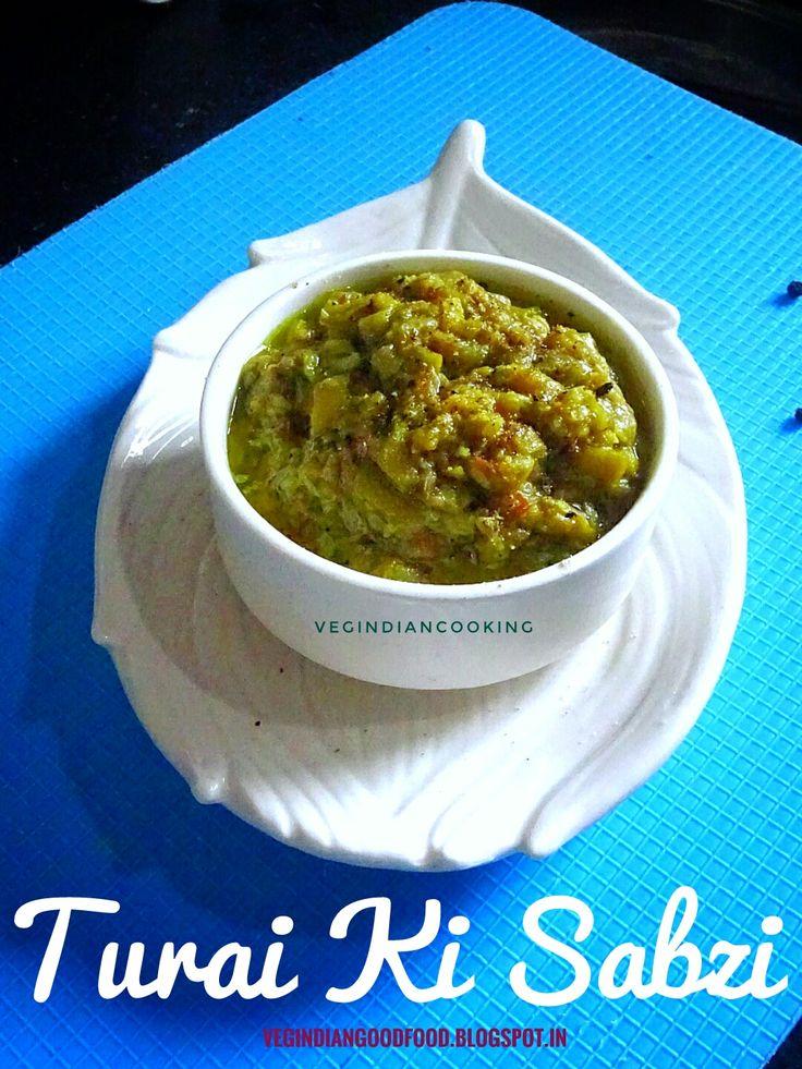 How to make Turai Ki Sabzi | Healthy Recipe of Gilki | Turai Kaali Mirch Sabzi | Sponge Gourd  - Delicious, Healthy  post delivery...