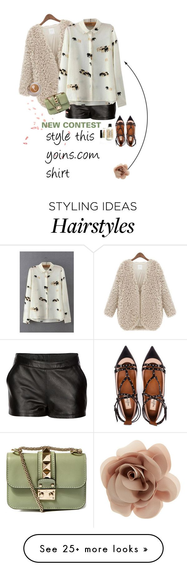 """""""New Contest (link in a description box) Please enter and win 20# Voucher"""" by nensy on Polyvore featuring Mairi Mcdonald, Valentino, Accessorize, women's clothing, women, female, woman, misses and juniors"""