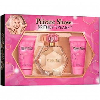 Britney Spears Private Show EDP Set 3 pack