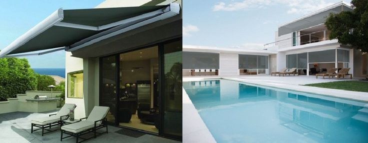 Ozrite - Awnings & Outdoor Blinds Brisbane   Shade Blinds ...