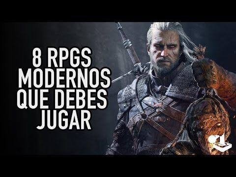 Los juegos de rol están aquí para quedarse. 8 RPGs modernos que debes jugar - PS4, Xbox One, Wii U, 3DS, PC https://youtube.com/watch?v=KXnjM5Jf7K4