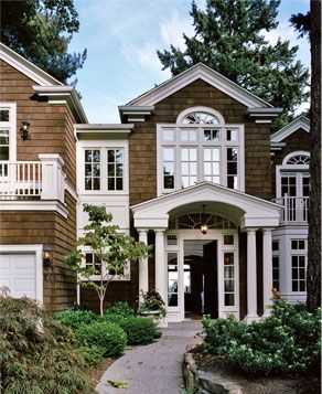 High quality custom design from Dave Dykstra Architects, Seattle, WA