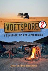 Voetspore recipes  https://raru.co.za/books/1900104-voetspore-2-johan-badenhorst-paperback