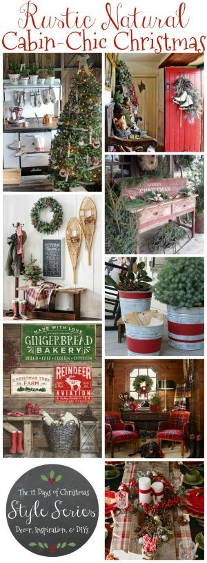 rustic-natural-cabin-chic-christmas-decor-inspiration-diys-and-ideas
