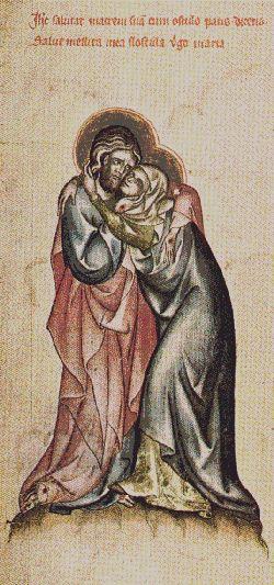 Pasionál abatyše Kunhuty 1313-1321