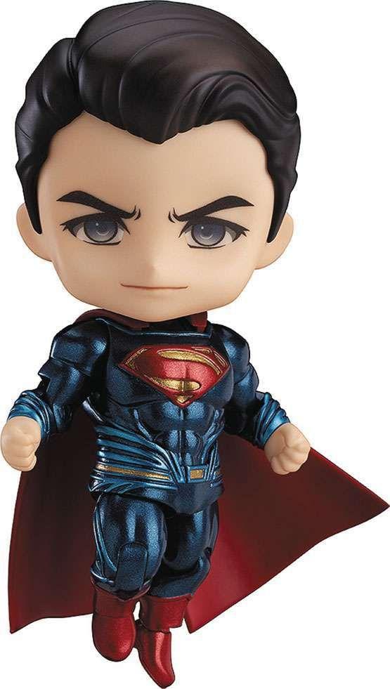 DC Batman v Superman Dawn of Justice Nendoroid Superman Figure Justice Edition…