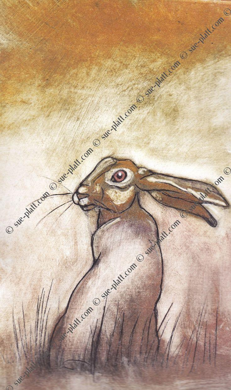 Sue Platt - Gallery of Hares
