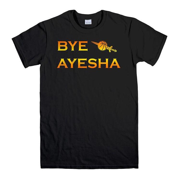 BYE AYESHA LEBRON JAMES Men's T-Shirt