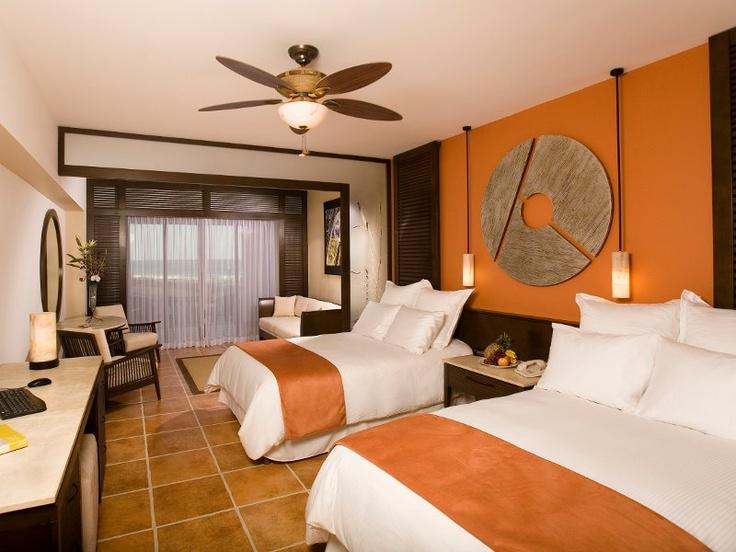Habitación junior suite del hotel Los Cabos Palace Deluxe