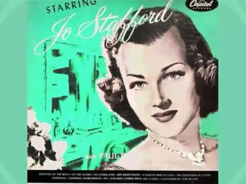 Jo Stafford - No Other Love (1950)