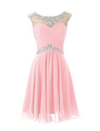 Bd07215 Charming Homecoming Dress,Beading Homecoming Dress,Chiffon Homecoming Dress, Cute Short Prom Dress