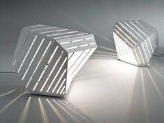 Lampada da terra a luce diretta in ferroDADÌ | Lampada da terra in ferro - ZAVA